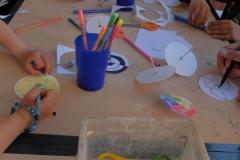 esm3_Bunte Kreisel ließen die Farben tanzen