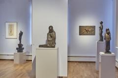 esm_13_Edwin Scharff und Zeitgenossen wurden im Edwin Scharff Museum neu in Szene gesetzt